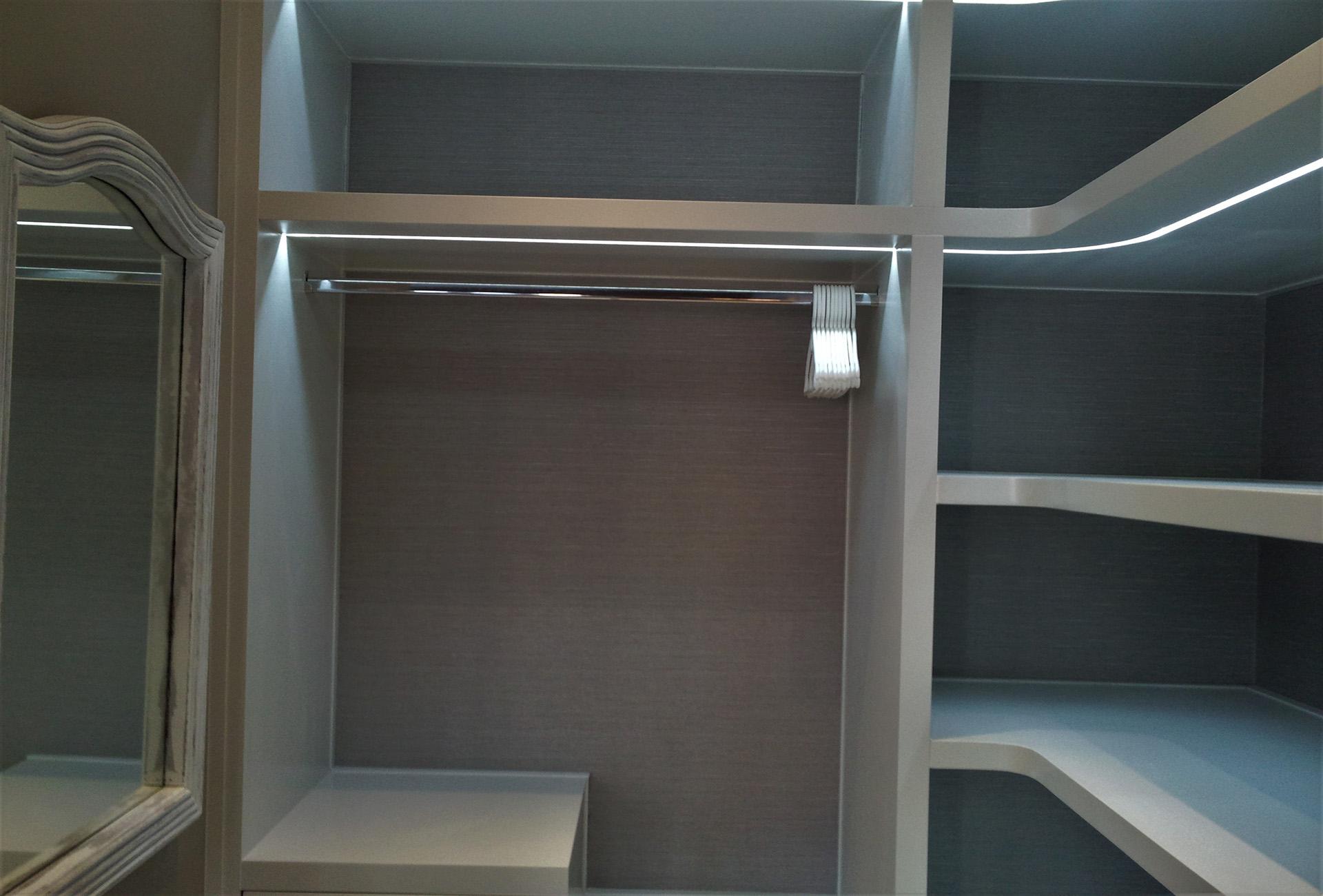Open unit LED lighting